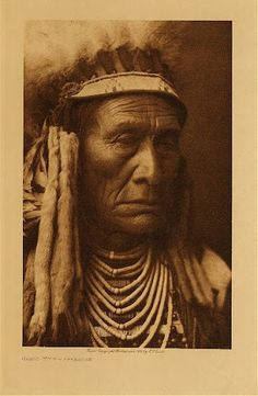 Skins Wolf - Crow - 1908