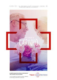 anúncio conceito, Hospital Mário Palmério  direção de arte: ● luiz fernando lopes - redação: júlio meireles
