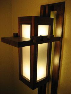 frank lloyd wright outdoor lighting. Prairie Style Sconce - Frank Lloyd Wright Outdoor Lighting