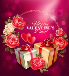 Valentines Card by Nordan_thomp Full Vector and 100 editable, resizable. Can be used in both rgb and cmyk format! You can also use it as greetings card, banner,