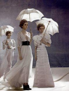 The Look: Victorian - runway #belle #epoque