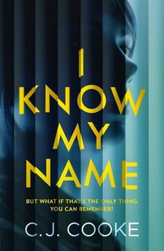 A woman with no name. A wild, abandoned island. A family desperate for answers. A debut thriller like no other.I KNOW MY NAMEOn a small Greek. Used Books, Books To Read, My Books, Foul Play, Canadian History, My Name Is, Paperback Books, So Little Time, Bestselling Author