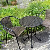 Found it at Wayfair.co.uk - Summer Terrace Fleuretta Dining Bistro Set