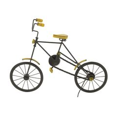Spectacularly Designed Metal Wood Cycle