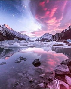 https://www.instagram.com/p/BQqEmjCFis_/ From @gizmotravel -  Magnificent capture from Mt Cook National Park New Zealand  Amazing photo by @debc_nz #travel #view #picoftheday #newzealand #mtcooknationalpark #sky #purple #lake #water #trip #instatrip #instatravelling #iceberg #instago #travelblog #travelblogger #travels #vacation #holidays #freedom #wander #wanderlust #travelwriter #travelawesome #travelmore