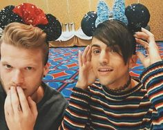 My two favorite things in the whole world, pentatonix and disney!