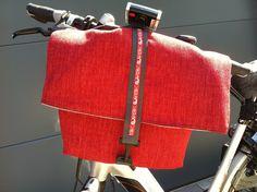 Fahrradtasche für den Lenker