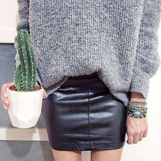 Matin CACTUS  w/ @hipanemabracelet || #home #cactus #green #perfect