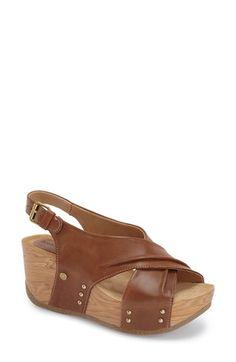Bussola 'Omni' Wedge Sandal (Women)