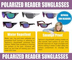 32f60a04f65d Polarized Sunglasses With Readers Types Of Glasses