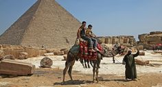6 Places To Visit In Cairo