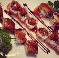 Immer einen Besuch wert. Sushi genießen im Sakura Leipzig.