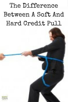 There are two types of inquiries to your credit report. Lenders can either conduct a soft or a hard credit pull. A hard credit can affect your credit score. Here are the differences between a hard and soft credit pull and why you need to understand them.