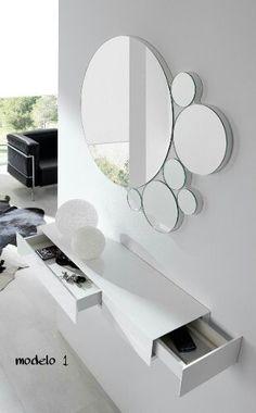 espejos decorativos recibidores