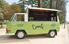 Coffee Food Truck Designs
