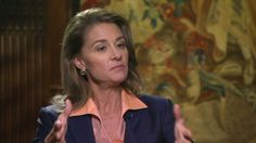Way to go Melinda Gates - Supporting a great cause and not trying to force her beliefs on others.  Another reason I love the work of the Gates Foundation.