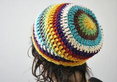 http://www.etsy.com/listing/89648446/striped-slouch-hat-fun-random-stripes