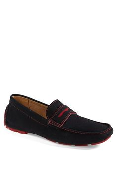 6a232f31b6c 1901  Miami  Suede Driving Shoe (Men) available at  Nordstrom Penny Loafers
