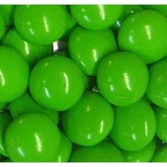 light-kelly-green-chocolate-gems