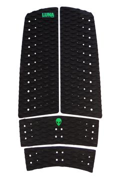 LUNASURF Alien 4 Piece Surfboard Front Foot Pad Black are selling out fast so don't miss this opportunity! http://lunasurf.co.uk/lunasurf-alien-4-piece-surfboard-front-foot-pad-black/  #surfinggifts #specialoffers