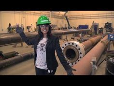 there is a lot you can do with a career as a mechanical engineer. Check out Neena's most recent project building subsea pipe. Engineering Memes, Civil Engineering, Engineers Day, Engineer Boots, Engineered Garments, Mechanical Engineering, Oil And Gas, Gandhi, Business