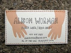 59 Best Business Cards Crafty Images On Pinterest Business Cards