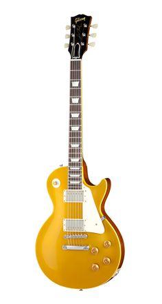 GIBSON Les paul 57 goldtop vos - Guitares électriques - Custom Shop | Woodbrass.com