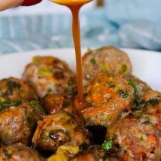 Low FODMAP & Paleo Thai Meatballs   www.asaucykitchen.com