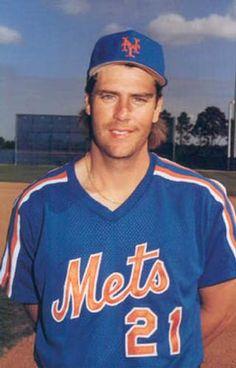 Kevin Elster. Constantinos · New York Mets baseball 0bce0813c