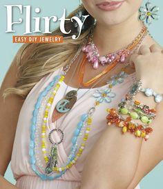 Flirty Easy DIY Jewelry eBook
