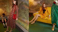 Gucci advert banned for showing 'unhealthily thin' model http://ift.tt/22bRiff   LONDON  A Gucci advert has been banned by Britains advertising watchdog for featuring a model who appeared to be unhealthily thin and gaunt.  SEE ALSO: Discount store to withdraw scales after being branded pro-anorexia  A video for the Italian fashion house appeared on thetimes.co.uk featuring several models dancing to a soundtrack and several still photos of individual models. An image of a model leaning with…