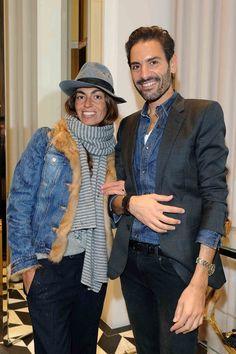 <3 Viviana Volpicella - Sergio Rossi Boutique Inauguration in Montenapoleone