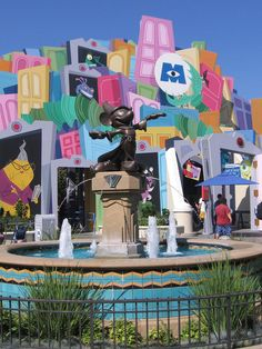 What to Ride First: Hollywood Land at California Adventure