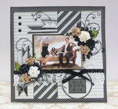 Layout - Designer: Deb Edwards Paper Crafts, Layout, Frame, Inspiration, Design, Home Decor, Homemade Home Decor, Biblical Inspiration, Page Layout
