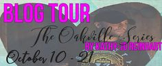 Spreading The Word With Denise&Donna: The Oakville Series by Kathy-Jo Reinhart Blog Tour...