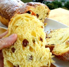 Christmas Food Gifts, Christmas Sweets, Xmas, Cake & Co, Italian Desserts, Sweet Bread, International Recipes, Baking, Breakfast