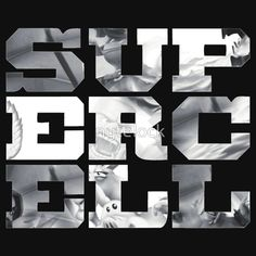 5 Awesome supercell logo t-shirt images