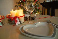 Fiore di maggio: Dove mi siedo a tavola?? sul blog tante idee per dei meravigliosi segnaposto natalizi