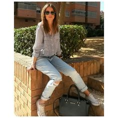 Casual look / street style