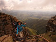 The Amphitheatre overnight hike report with a group of people camping overnight on top of the Amphitheatre in the Northern Drakensberg. South Africa, Hiking, Camping, Mountains, Nature, Travel, Walks, Campsite, Naturaleza