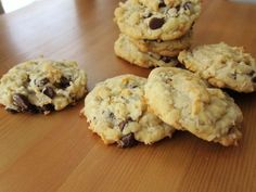 Copycat Paradise Bakery Chocolate Chip Coconut Cookie Recipe (my favorite)..will be making this week:)