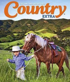 Country Magazine: 1-yr for $3.99!