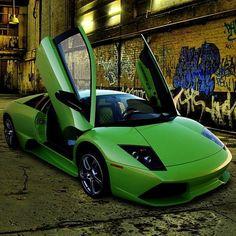 Cool 'Street' Lamborghini Murcielago