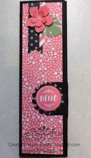 Creative Stampin' Spot: Stampin Friends June Blog Hop