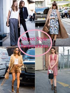Immer frisch, von den Modemetropolen und Fashion-Events versorgen wir euch hier mit Street Style Bildern aus aller Welt. Lasst euch von mehr als 300 Fotos von modischen Freigeistern, klassischen Looks und Bloggern inspirieren!