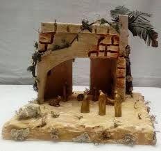 Resultado de imagen para portales en icopor Portal, Nativity Crafts, Ceramic Houses, Xmas, Wood, Design, Bethlehem, Google, Old Houses
