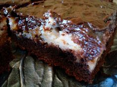 Peanutbutter cup cheesecake bars  PB, Chocolate, AND Cheesecake? My 3 fav foods I can't wait to make these!