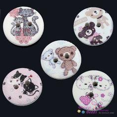 Дешевое Роспись по дереву швейные кнопки скрапбукинг круглый 2 отверстия 15 мм диаметр, 100 шт. ( B24572 ), Купить Качество Пуговицы непосредственно из китайских фирмах-поставщиках: Wood Buttons Scrapbooking Heart 2 Holes Mixed 21x17mm,100PCs (B23782)US $ 3.10/lotAcrylic Spacer Beads Round Mixed 6mm D