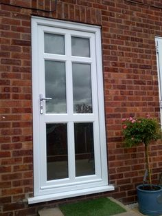 Upvc windows window and grey on pinterest for Upvc french doors near me