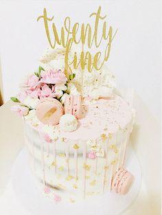 Twenty fine cake topper/ birthday/ birthday - How To Make Crazy PARTY 29th Birthday Cakes, 29th Birthday Parties, Birthday Cake For Him, Birthday Cakes For Women, 20th Birthday, Birthday Nails, Husband Birthday, Birthday Wishes, Happy Birthday